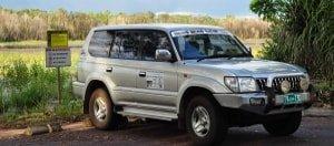 4wd tour vehicle kakadu