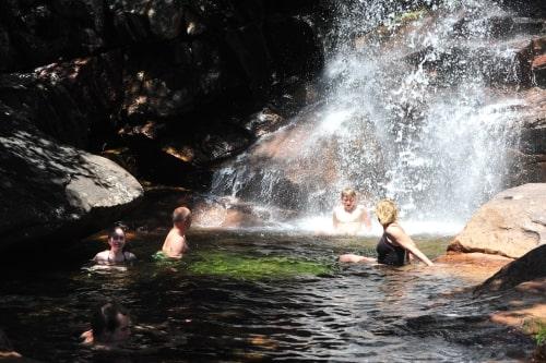 Motorcar Falls Kakadu